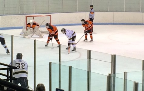 South vs West Hockey Game