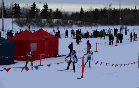January 24th Cross Country Ski Meet