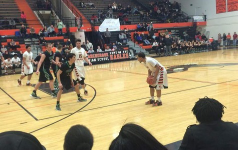 January 1st Boys Basketball vs. Colony