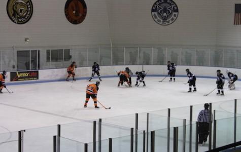 January 15th West vs. Chugiak JV Hockey Game