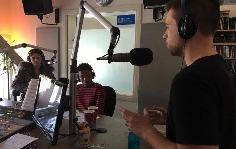 Alaska Teen Media Students Go Live On Air
