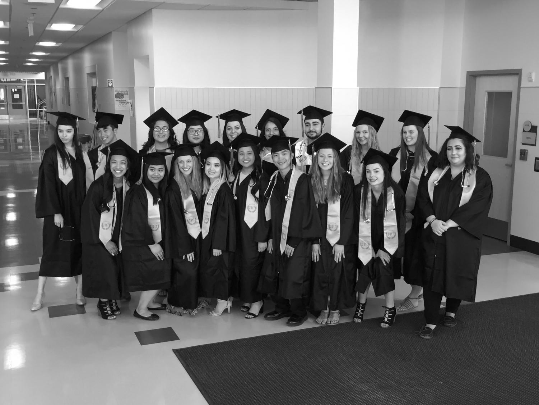 2017 Medical Academy Graduates