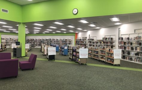 It's Finally Here: Our New Library!
